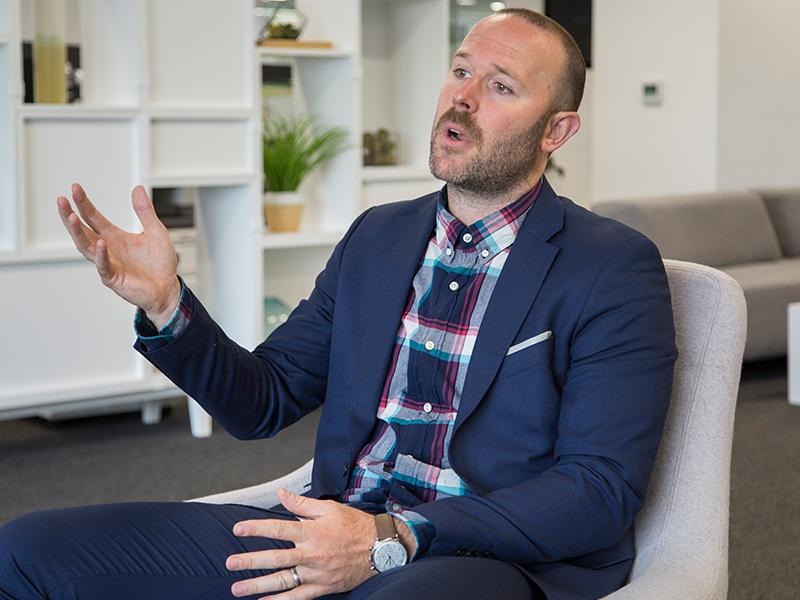 Steffen interview