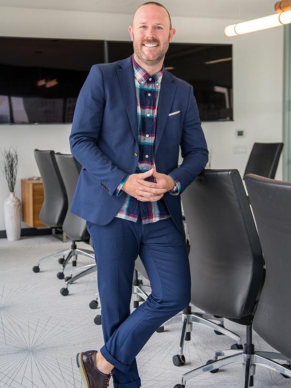 Steffen in office