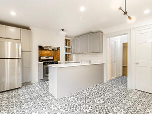 118 mercer street kitchen tile