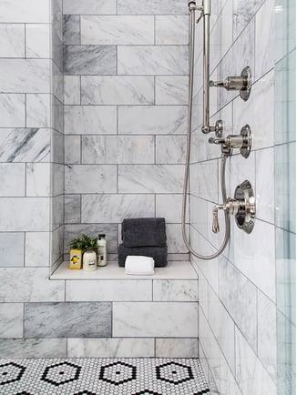 398 State Street Master Bath Details