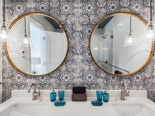 826 Jefferson Avenue Bathroom Vanity Tile