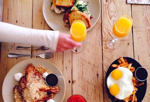 Some of the best kept brunch secrets in Brooklyn.