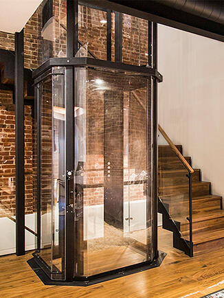 elevator for a multigenerational home