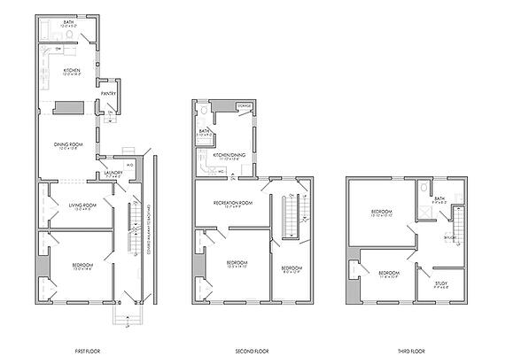 multigenerational living floorplan