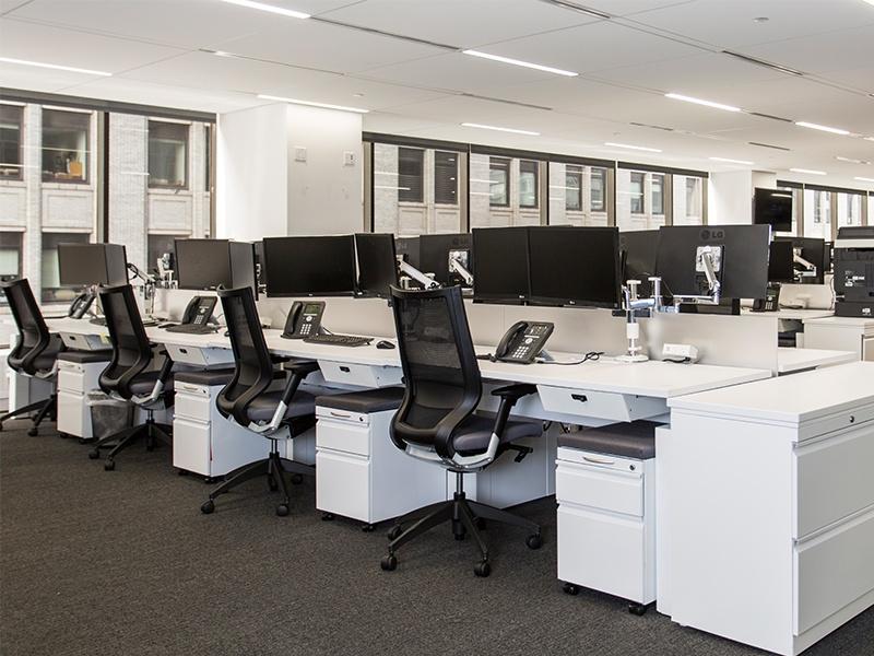stand-up desks