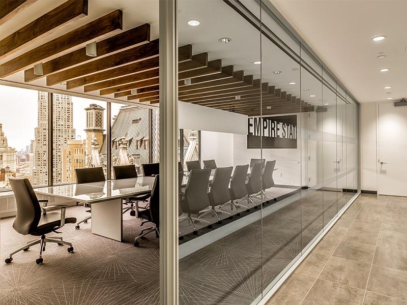 Empire State board room