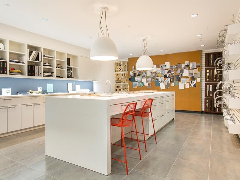 Dixon Projects showroom