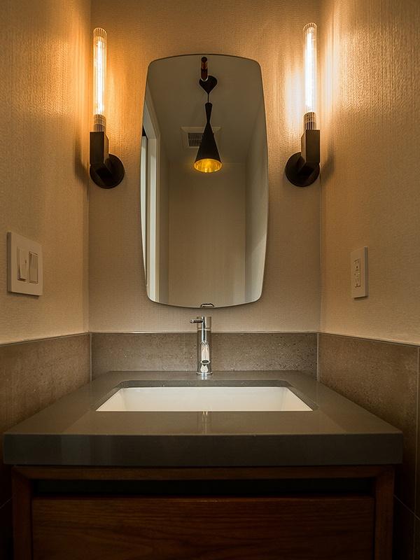 penthouse powder room