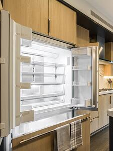 high end fridge