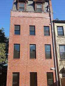 6th Ave rear facade before
