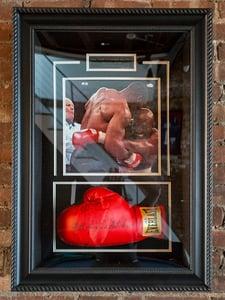 Boxing memorbilia
