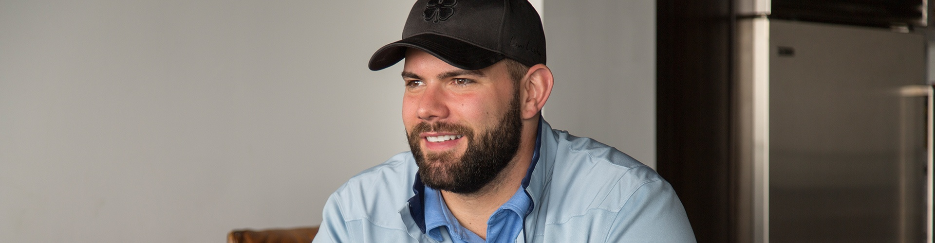 At Home with NY Giant Justin Pugh