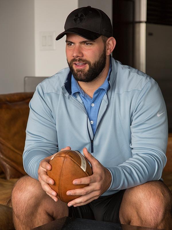 Justin Pugh NY Giants