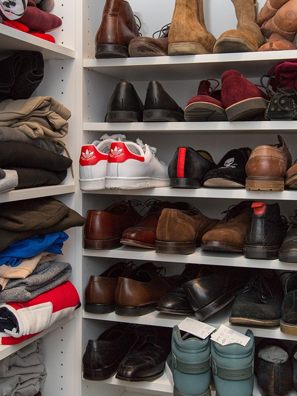 shoe collection