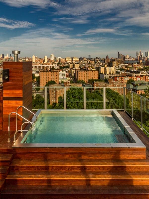 ogden ave roof pool