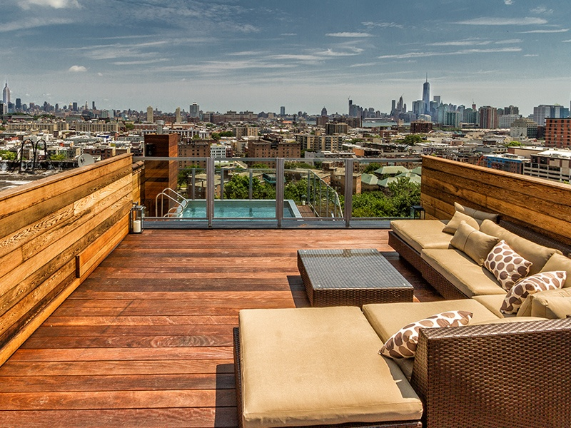 roof deck nyc views