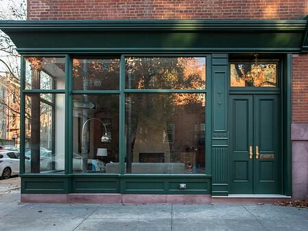 brooklyn storefront home