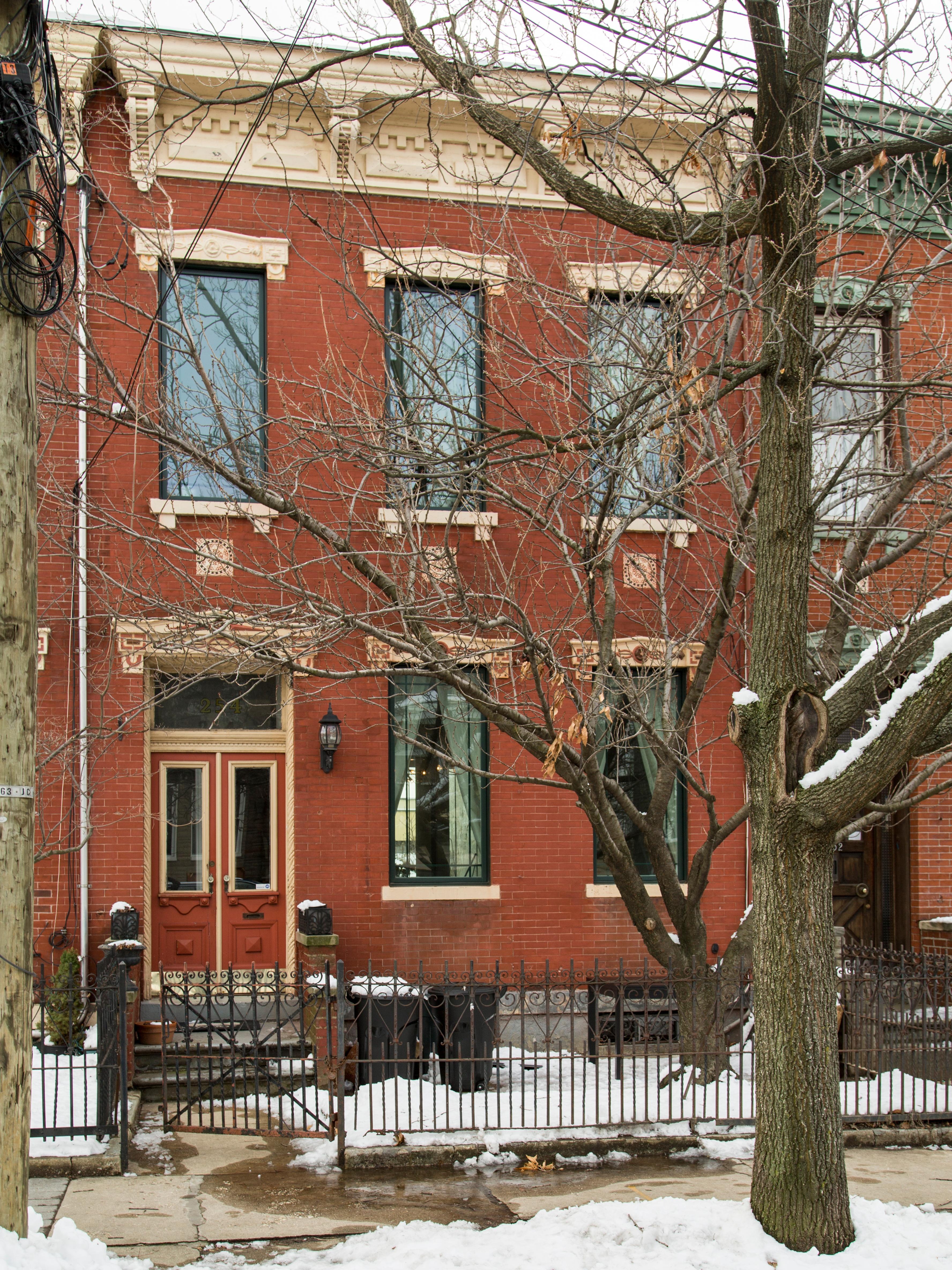 Ogden Ave facade