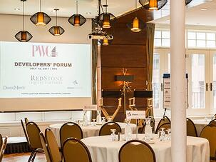 PWC networking event
