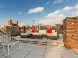 cobble hill roof deck