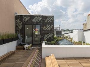 unique roofs