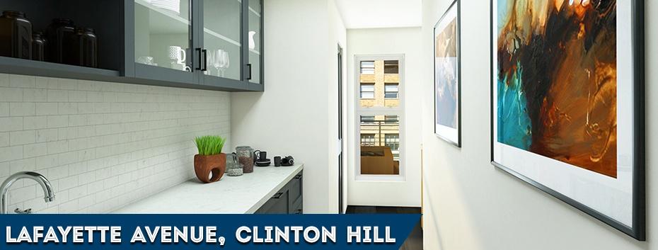Lafayette Avenue, Clinton Hill
