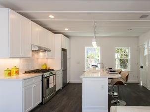 kitchen design space