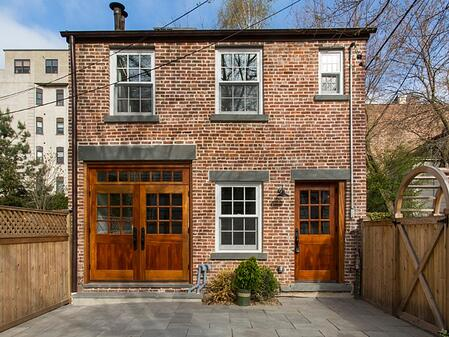 carriage house after reno