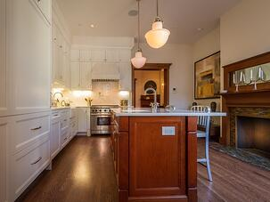 harlem kitchen design