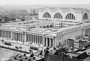 Historic Penn Station