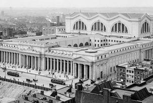 Historic Penn Station
