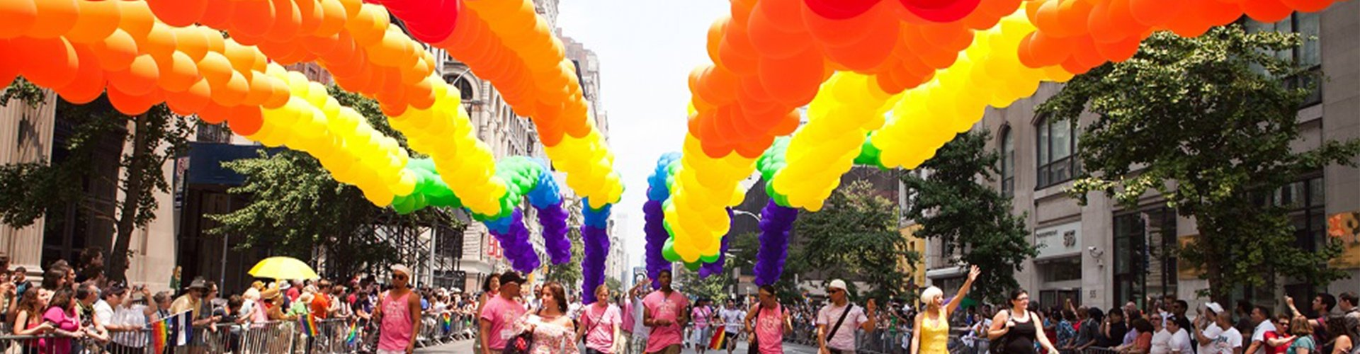 Top 5: Pride Events
