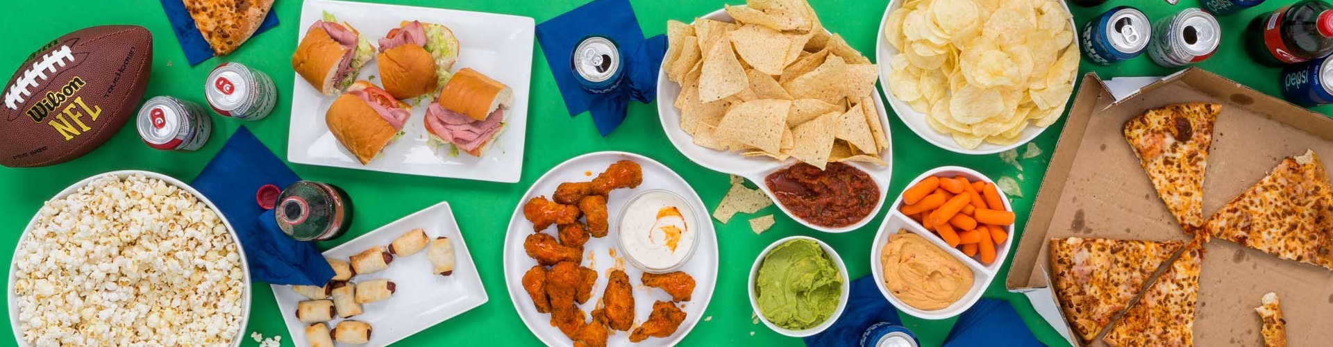 Top 5: Super Bowl Recipes