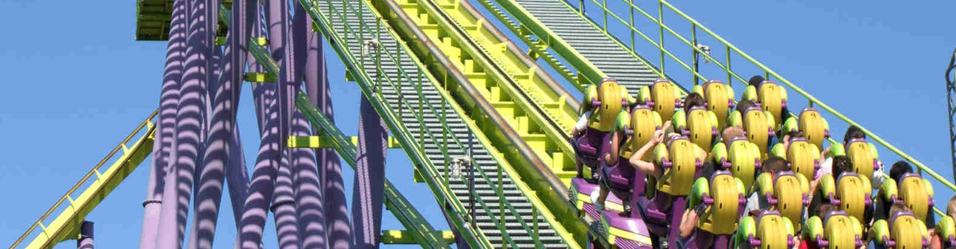 Top 5: Amusement Parks Near NYC