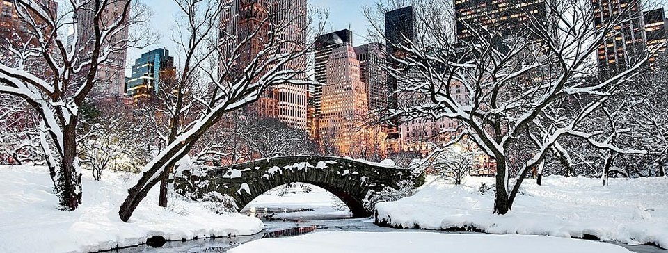 Outdoor Winter Activities In and Around NYC