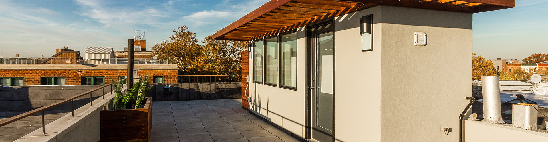 Decking Out Your Roof Deck