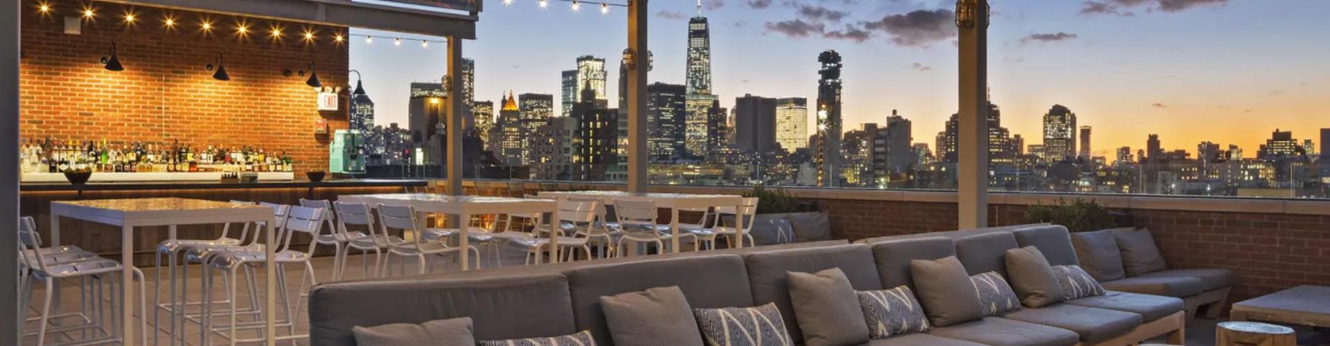Top 5: NYC Hotel Bars & Signature Drinks