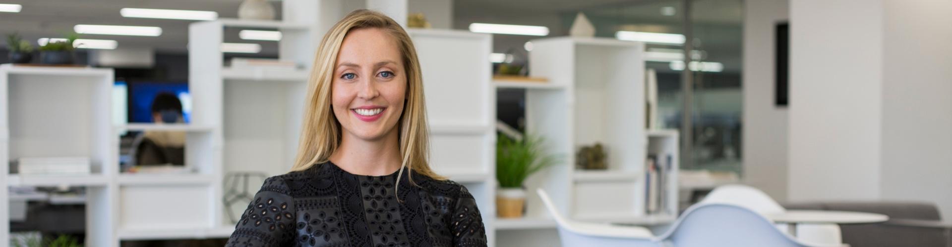 Staff Spotlight: Katrina Cavanough