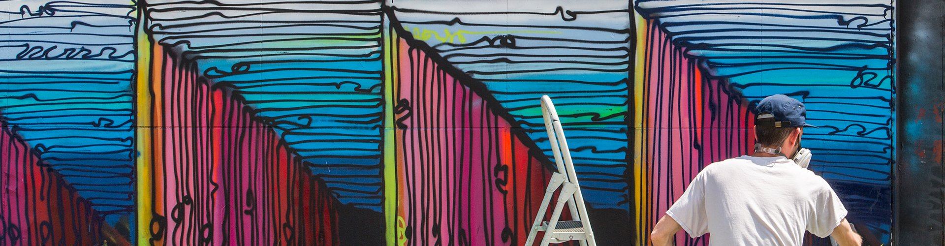 The Jersey City Mural Arts Program: Discovering the Colorful Streetscapes of Hudson County